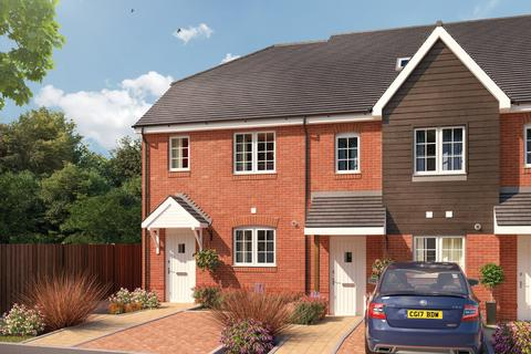 2 bedroom end of terrace house for sale - Plot 57, The Starling at Cathedral Park, Bartholomews, Bognor Road, Chichester PO19