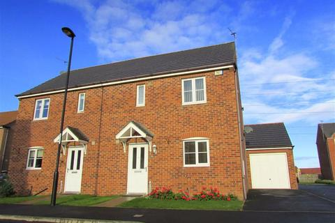 3 bedroom semi-detached house to rent - Brookfield, West Allotment
