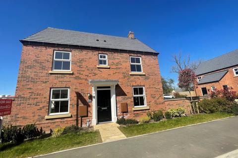3 bedroom semi-detached house for sale - Garner Way, Fleckney, Leicester, LE8