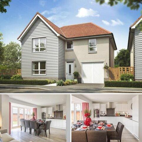 4 bedroom detached house for sale - Plot 20, Falkland at DWH @ Calderwood, Edinburgh Road, East Calder, LIVINGSTON EH53