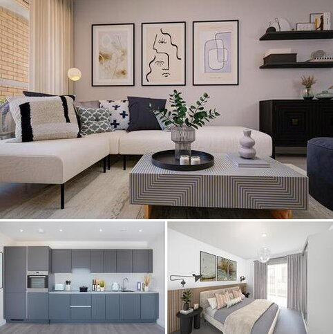 3 bedroom apartment for sale - Plot 203, St Pier Court at Upton Gardens, 1 Academy House, Thunderer Street, LONDON E13