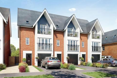 4 bedroom terraced house for sale - Plot 83, Formby at Stanneylands, Little Stanneylands, Wilmslow, WILMSLOW SK9