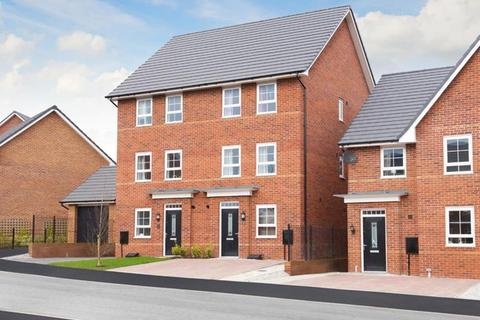 4 bedroom terraced house for sale - Plot 140, Fawley at J One Seven, Old Mill Road, Sandbach, SANDBACH CW11
