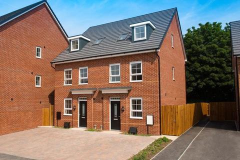 4 bedroom semi-detached house for sale - Plot 137, Helmsley at J One Seven, Old Mill Road, Sandbach, SANDBACH CW11