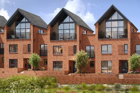 3 bedroom house for sale - Plot 35, The Melton at Waterside Leicester, Frog Island LE3