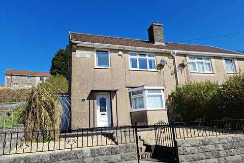 3 bedroom semi-detached house for sale - Llangorse Road, Penlan, Swansea, City And County of Swansea.