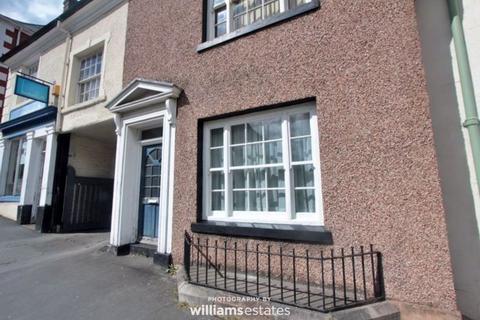 2 bedroom ground floor flat to rent - Well Street, Ruthin