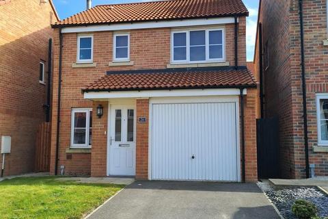 3 bedroom detached house for sale - Braeburn Road, Sherburn In Elmet, Leeds