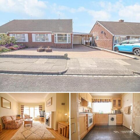 2 bedroom semi-detached bungalow for sale - Chantry Drive, Wideopen, Newcastle Upon Tyne