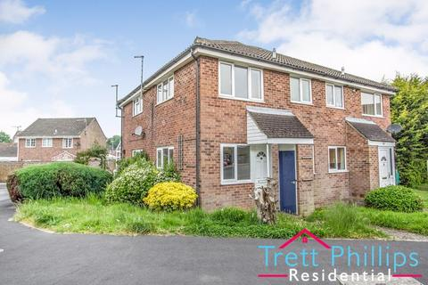 1 bedroom semi-detached house for sale - Hazell Road, North Walsham