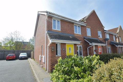 3 bedroom terraced house for sale - Greenfields Gardens, Greenfields, Shrewsbury