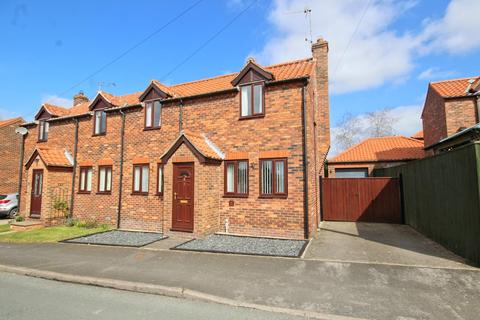 4 bedroom semi-detached house for sale - Ings Drive, North Newbald, York
