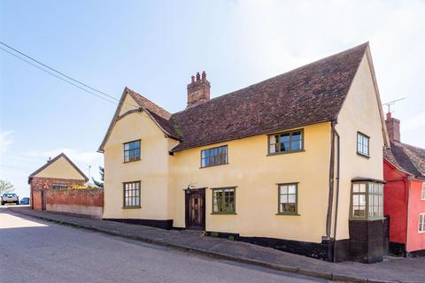 4 bedroom detached house for sale - The Corner House, The Street, Kersey