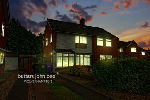 3 bedroom semi-detached house for sale - Grovelands Crescent, Wolverhampton