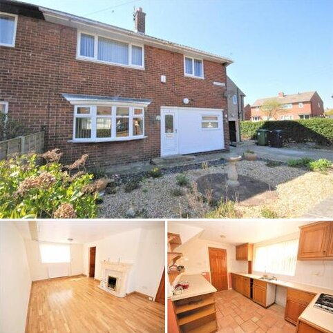 3 bedroom semi-detached house for sale - Graystones, Leam Lane