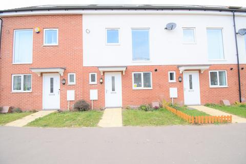 3 bedroom terraced house to rent - Kempston Road, Bedford