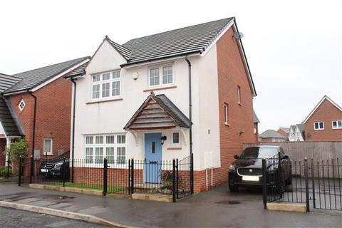 4 bedroom detached house for sale - Brodick Street, Manchester