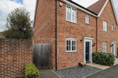 3 bedroom semi-detached house to rent - Townsend, Soham