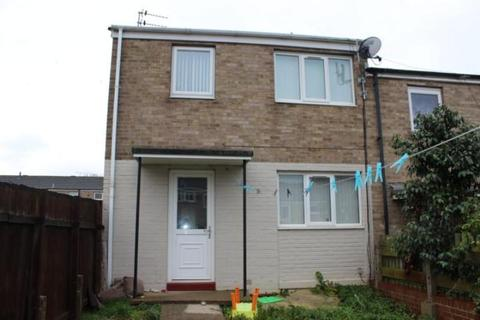 3 bedroom terraced house to rent - Redmire Close, Bransholme, Hull, HU7