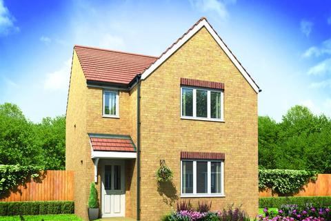 3 bedroom detached house for sale - Plot 209, The Hatfield at Willow Court, 4 Maindiff Drive, Rhodfa Maindiff NP7