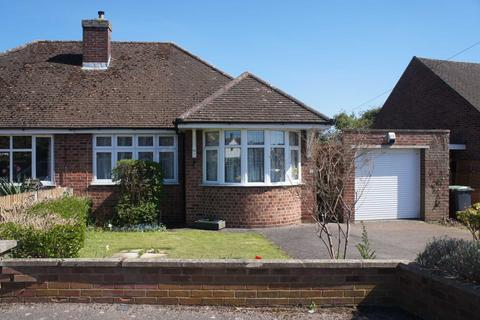 2 bedroom semi-detached bungalow for sale - The Slade, Clapham