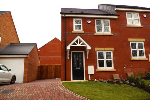 2 bedroom semi-detached house to rent - Goodacre Close, Alfreton DE55