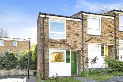 2 bedroom end of terrace house for sale - Rangers Square London SE10