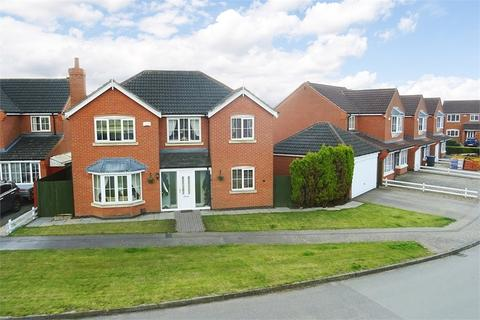 5 bedroom detached house for sale - Netherfield Close, Broughton Astley, Leicestershire