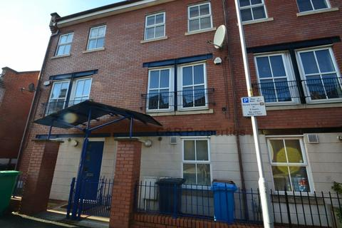 4 bedroom end of terrace house to rent - Peregrine Street, Hulme, Manchester, Lancashire, M15 5PU
