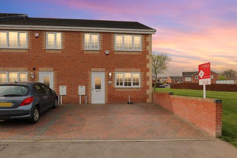 3 bedroom end of terrace house for sale - Cherry Tree Drive, Sheffield