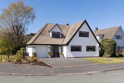 4 bedroom detached house for sale - North Drive, High Legh