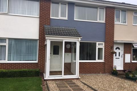 3 bedroom terraced house to rent - Salway Close, Cullompton