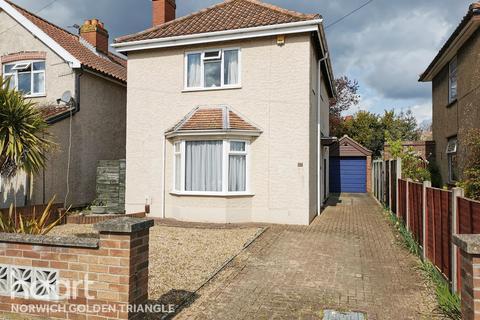 3 bedroom detached house for sale - De Hague Road, Norwich