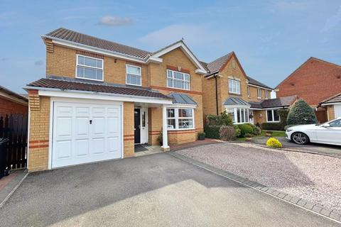 4 bedroom detached house for sale - Lindisfarne Way, Barrowby Lodge, Grantham
