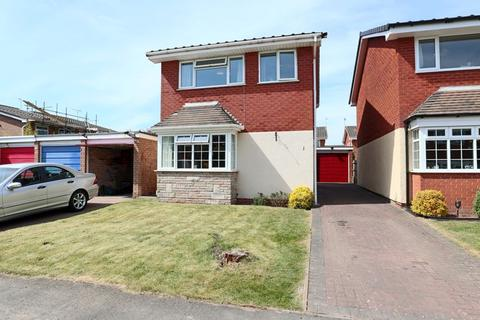 3 bedroom detached house for sale - Broomfield Close, Stone