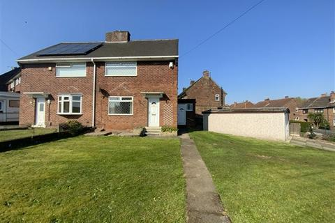 2 bedroom semi-detached house for sale - Burntwood Crescent, Treeton, Rotherham, S60 5QF