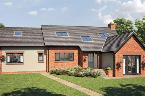 4 bedroom detached house for sale - Westwinds Close, Birchall, Leek