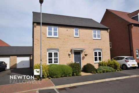 4 bedroom detached house for sale - Goodwood Road, Barleythorpe