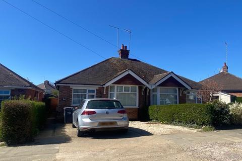 2 bedroom semi-detached bungalow for sale - Malcolm Drive, Duston, Northampton, NN5