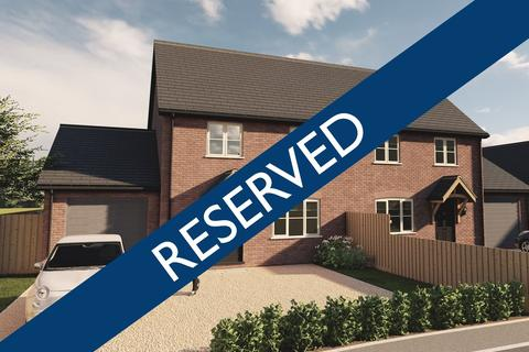 3 bedroom semi-detached house for sale - Stave Close, Pott Row, King's Lynn, PE32