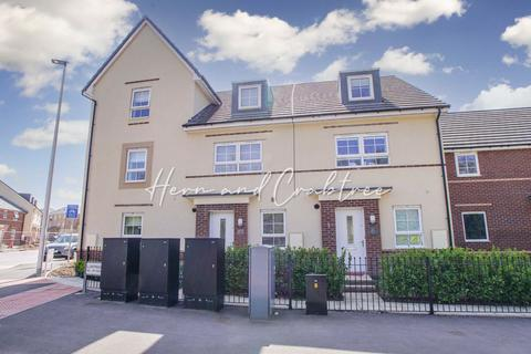 4 bedroom townhouse for sale - Llantrisant Road, St. Fagans, Cardiff