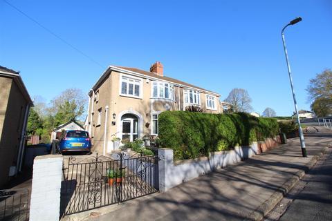 3 bedroom semi-detached house for sale - Brynglas Road, Newport