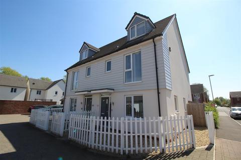 4 bedroom semi-detached house for sale - Spencer Way, Newport