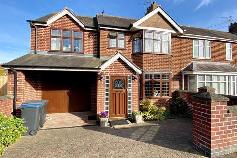4 bedroom semi-detached house for sale - Glebe Road, Hinckley