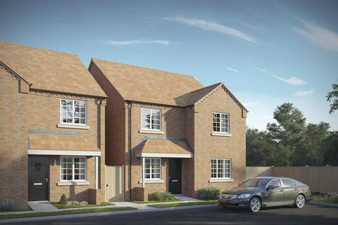 4 bedroom detached house for sale - Plot 15, The Radcliffe at Duston Gardens, Bants Lane, Duston NN5