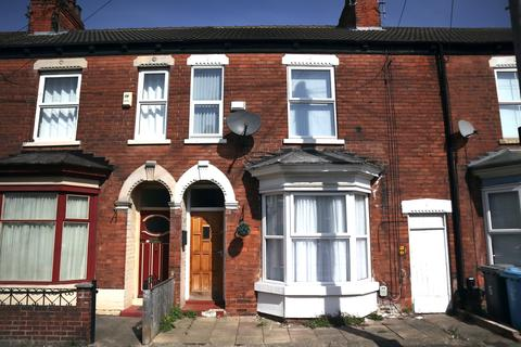 2 bedroom terraced house to rent - Belvoir Street, Princes Avenue, HU5