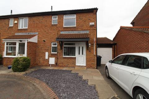 3 bedroom semi-detached house to rent - Elgin Court, Darlington