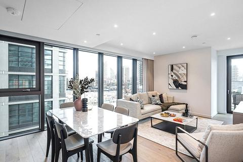 3 bedroom apartment to rent - 10 George Street, Canary Wharf, E14