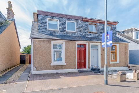 3 bedroom semi-detached house for sale - 32 Steps Street, Stenhousemuir, Falkirk, Stirlingshire, FK5 4LH