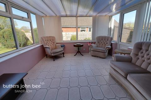 2 bedroom detached bungalow for sale - Doddington Drive, Sandbach